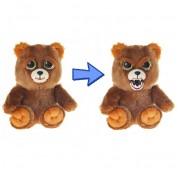 Мягкая игрушка Feisty Pets Сэр Бурый медведь, 21 см 32305.006 Goliath