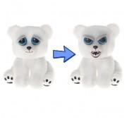 Мягкая игрушка Feisty Pets Полярный медведь Карл, 21 см 32309.006 Goliath