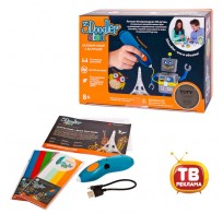 3Д Ручка 3DOODLER START, базовый набор (E-Comm) 3DS-ESST-TNG-E Wobble Works