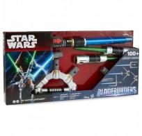 Электронный именной меч Звездные войны B2949 Star Wars Bladebuilders Hasbro Nerf