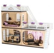 Кукольный домик коттедж Коллекция С-1292 Завод Огонек