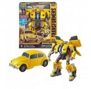 Интерактивный робот-трансформер Заряженный Бамблби Transformers (Трансформеры 6) E0982 Hasbro
