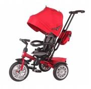 Bentley BN1 - детский трехколесный велосипед (Бентли БН-1), красный