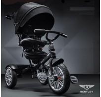 Bentley BN1 - детский трехколесный велосипед (Бентли БН-1), черный