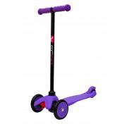 Кикборд для малышей Y-Scoo RT Mini Simple A5, фиолетовый