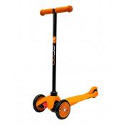 Кикборд для малышей Y-Scoo RT Mini Simple A5, оранжевый